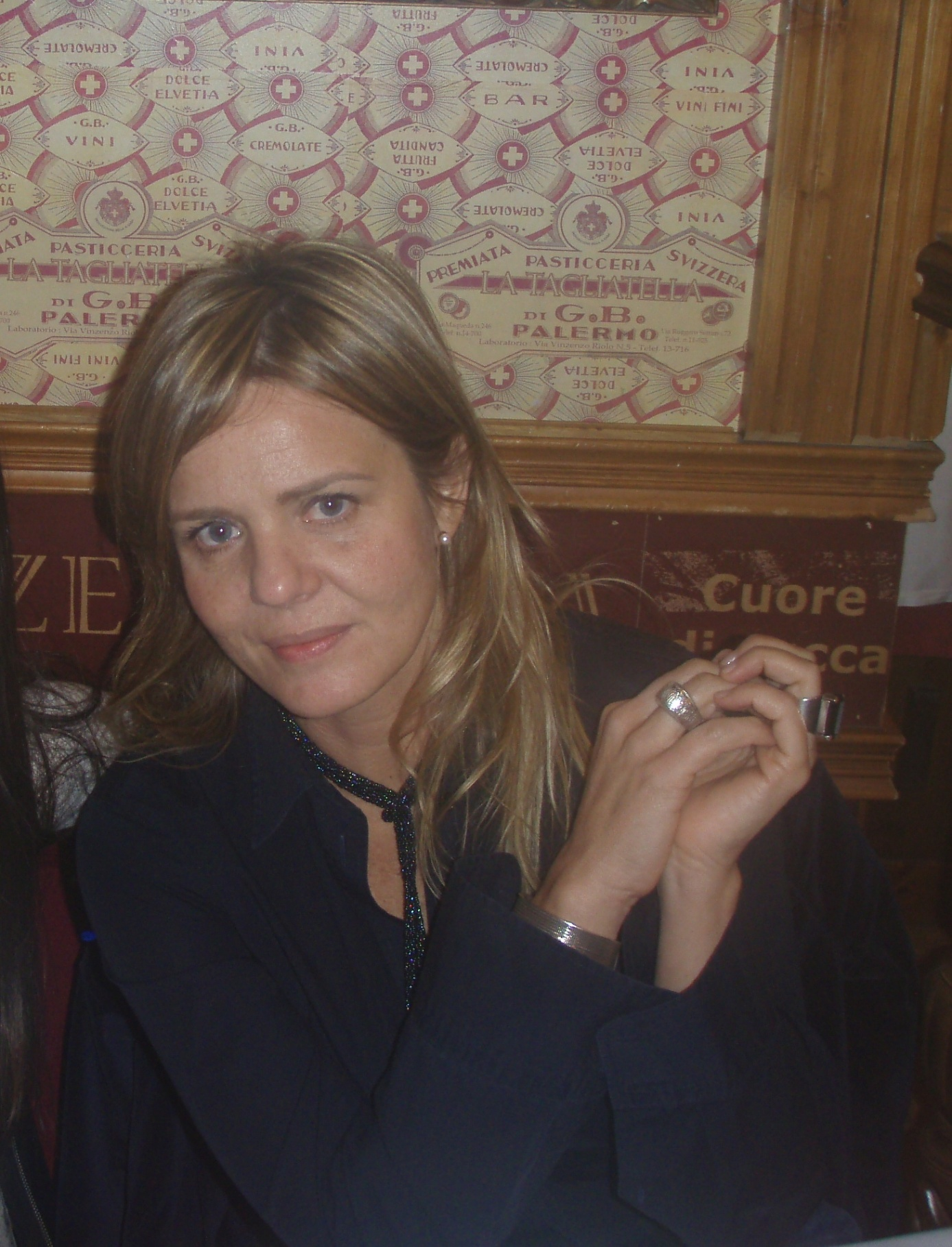 Dña. María Eugenia Mariam Riccó